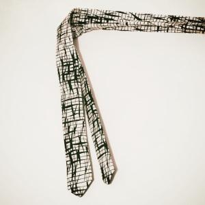 Skinny tie - front